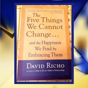 """🏠 """"Five Things We Can't Change"""" Book"""